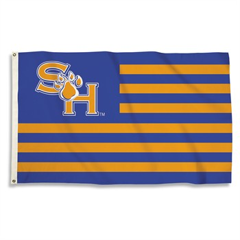 Sam Houston State Bearkats Stripes 3' x 5' Flag