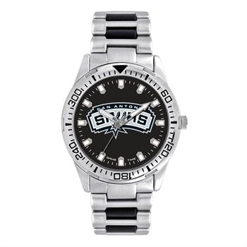 San Antonio Spurs Men's Heavy Hitter Watch