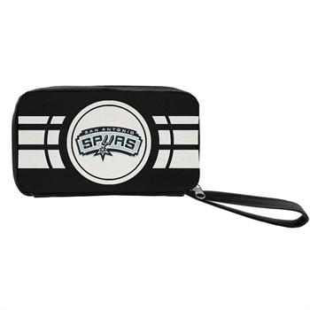 San Antonio Spurs Ripple Zip Wallet