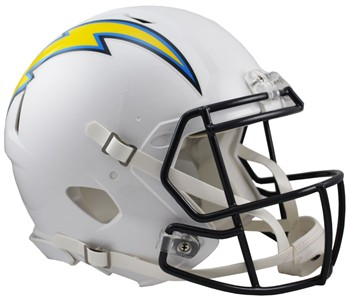 San Diego Chargers Riddell Speed Full Size Authentic