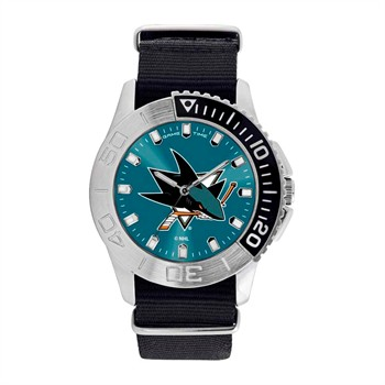 San Jose Sharks Men's Starter Watch