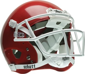 Schutt AiR Standard II Youth Football Helmet with ROPO-SW Facemask