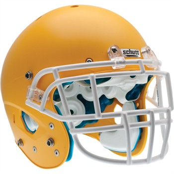 Schutt AiR XP Ultralite Youth Football Helmet with EGOP-II Titanium Facemask