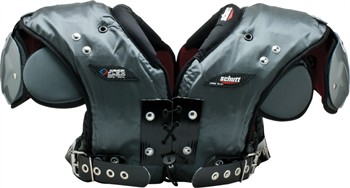 Schutt Armor Flex Adult Football Shoulder Pads - Linemen
