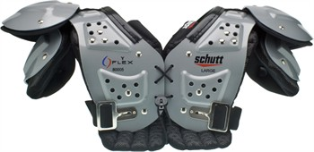 Schutt Y Flex All Purpose Youth Football Shoulder Pads