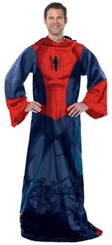 Spiderman Full Body Comfy Throw Blanket
