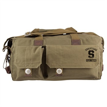 Syracuse Orange Olive Prospect Weekender Travel Bag