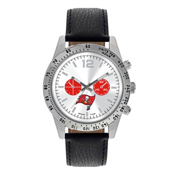 Tampa Bay Buccaneers Men's Letterman Watch
