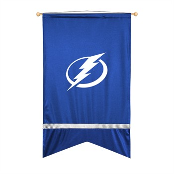 Tampa Bay Lightning Sidelines Wall Flag