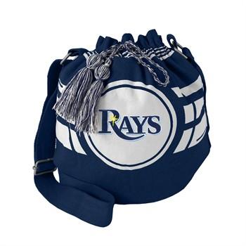 Tampa Bay Rays Ripple Drawstring Bucket Bag