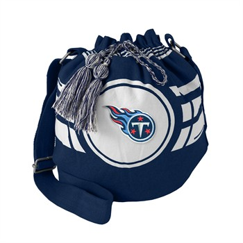 Tennessee Titans Ripple Drawstring Bucket Bag