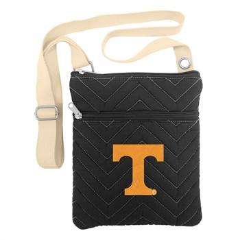 Tennessee Volunteers Chevron Stitch Crossbody Bag
