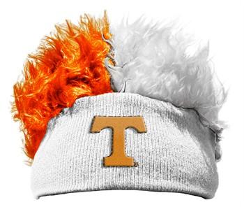 Tennessee Volunteers Flair Hair Beanie