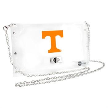 Tennessee Volunteers NCAA Clear Envelope Purse