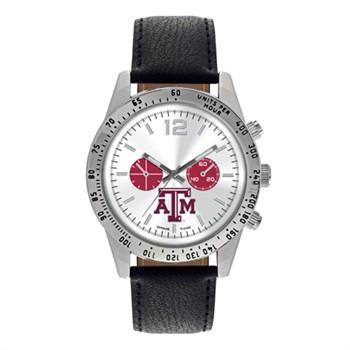 Texas A&M Aggies Men's Letterman Watch