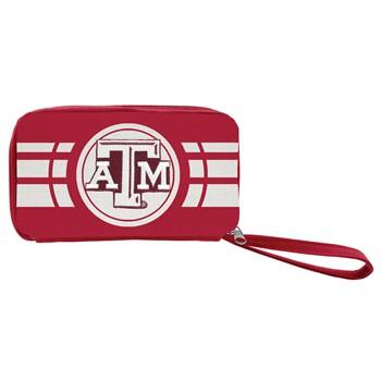 Texas A&M Aggies Ripple Zip Wallet