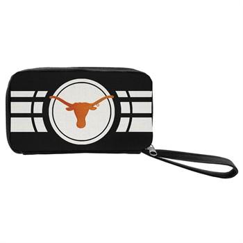 Texas Longhorns Ripple Zip Wallet
