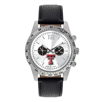 Texas Tech Red Raiders Men's Letterman Watch