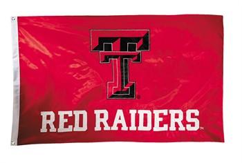 Texas Tech Red Raiders Two Sided 3' x 5' Flag