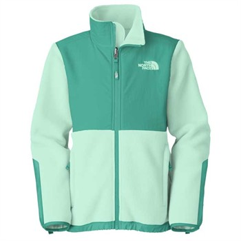 The North Face Girl's Denali Fleece Jacket - 2013