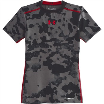 Under Armour HeatGear Sonic Fitted Boys T-Shirt