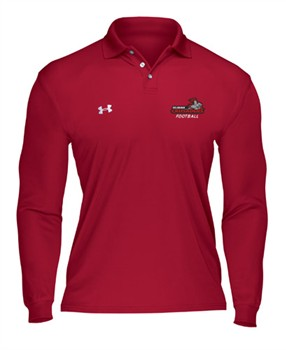 Under Armour Custom Longsleeve Performance Polo - FREE Embroidery
