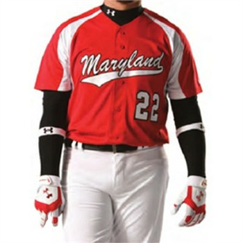 Under Armour Youth MVP Mesh Jersey - CLOSEOUT