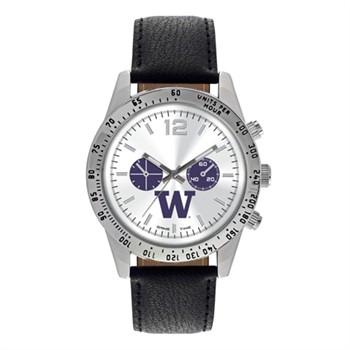 Washington Huskies Men's Letterman Watch