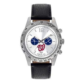Washington Nationals Men's Letterman Watch