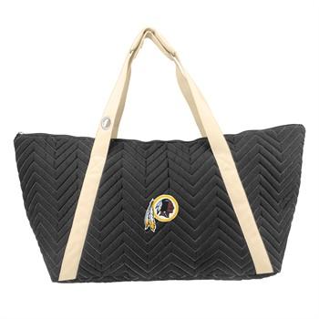 Washington Redskins Chevron Stitch Weekender Bag