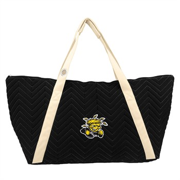 Wichita State Shockers Chevron Stitch Weekender Bag