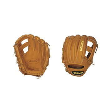 "Wilson A2000 Evan Longoria 11.75"" Infield Baseball Glove - Right Hand Throw"