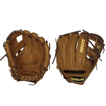 "Wilson A2000 DP15GM 11.5"" Infield Baseball Glove - Right Hand Throw"