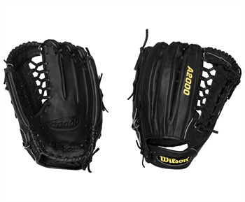 "Wilson A2000 Pro Stock Josh Hamilton 12.5"" Outfield Baseball Glove - Right Hand Throw"