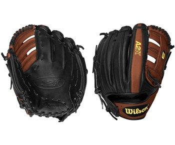 "Wilson A2K G4 Pro Stock 11.5"" Infield Baseball Glove - Right Hand Throw"