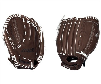 "Wilson A440 All Position BR 12.5"" Fastpitch Softball Glove - Right Hand Throw"