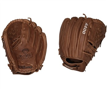 "Wilson A800 Game Ready SoftFit 12.5"" All Position Fastpitch Softball Glove - Right Hand Throw"